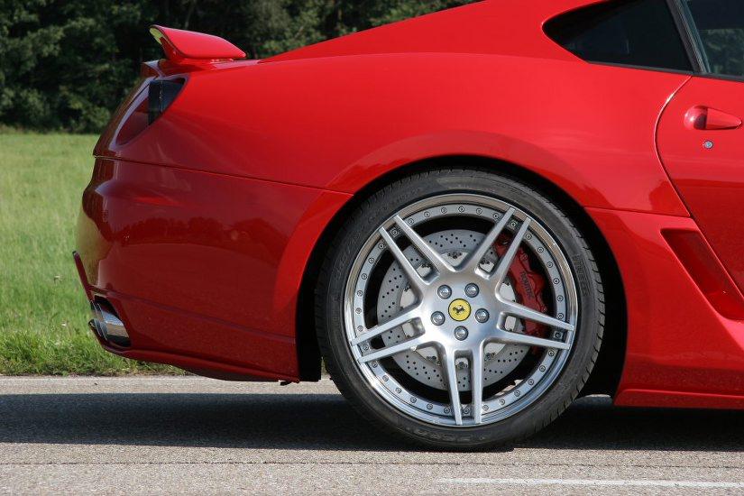 Novitec Rosso Tuning Products For The Ferrari 599 Brakes
